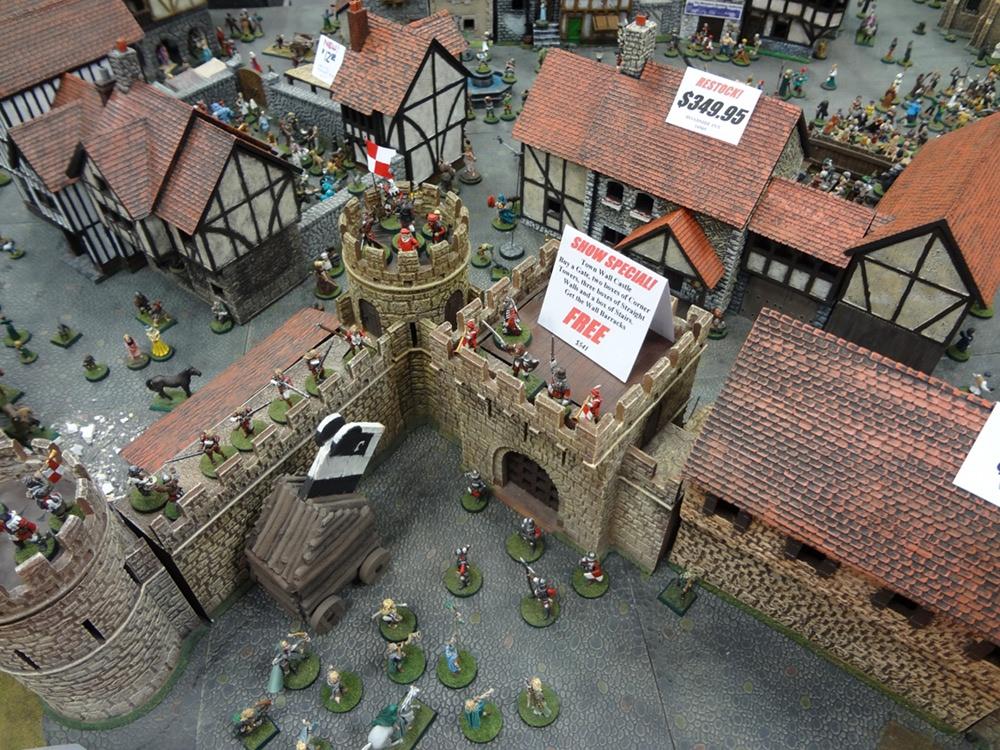 Miniature building authority craven games in depth for Miniature architecture